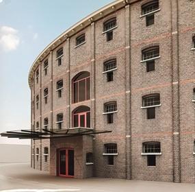 Restauratie voormalige Koepelgevangenis in Haarlem kan van start gaan