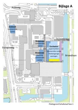 Bouwstop Haarlem-Schalkstad afgewend: bouw ruim 1600 woningen stap dichterbij