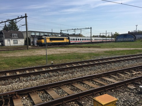 Vetpotten tegen spoorherrie Hilversum en Soest
