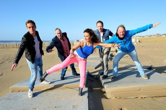 Na achttien jaar gaat de stekker eruit: Katwijkse coverband The Driftkickers treedt voor het laatst op