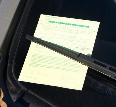 'Bezwaar maken is alleen mogelijk bij nieuwe parkeerboetes'