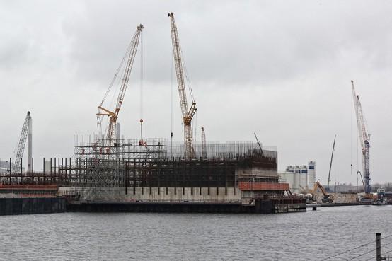 Nieuwe tegenslag bij bouw nieuwe sluis IJmuiden