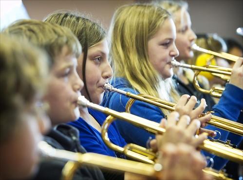 Bezorgdheid om muzieklessen in Velsen