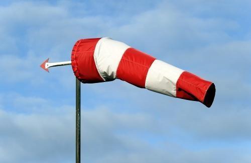 Code geel: KNMI waarschuwt voor harde windstoten
