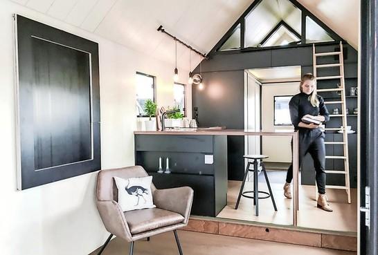 Stelling: Ruim baan voor tiny houses!