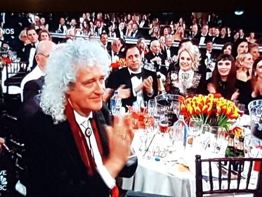 Golden Globes-boeket komt uit…. Obdam