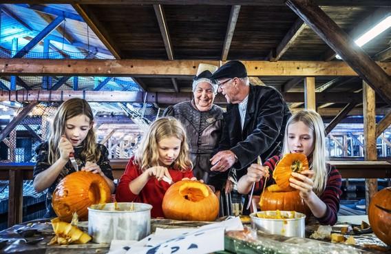 Hele herfstvakantie activiteiten bij Museum Broekerveiling