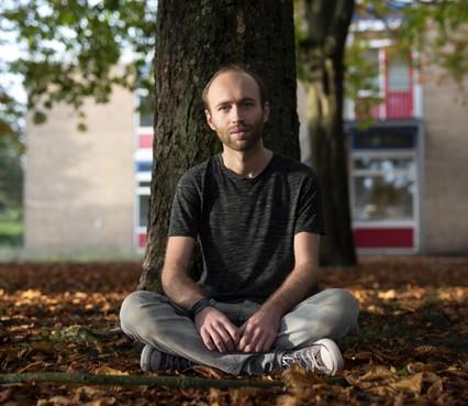 Beverwijkse softwareontwikkelaar Jan van Kampen: 'Ik wil helemaal geen pretpark kapotmaken'