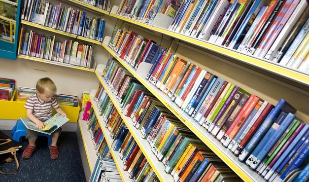 Jeugd Blaricum gratis naar bibliotheek