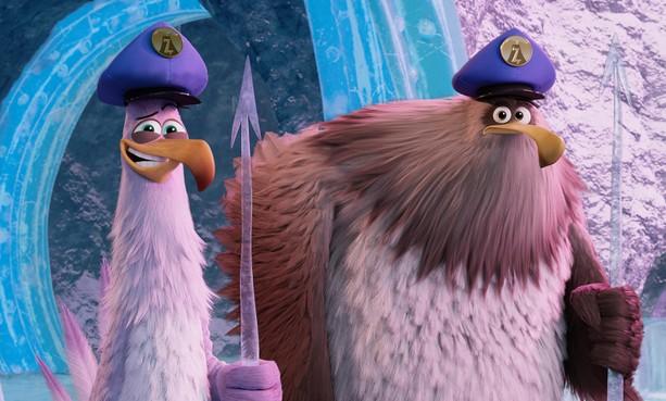 Filmrecensie:Verhaal is beter dan bij de eerste Angry Birds-film
