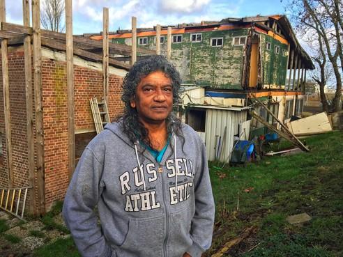 Jarenlange strijd om illegale houten woning Oude Meer