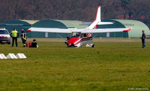 Piloot gecrasht sportvlieguig overleden
