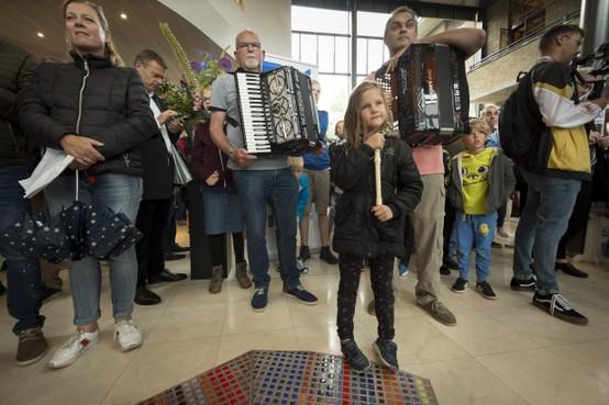 Optimisme bij wethouder Knape over muziekonderwijs Katwijk