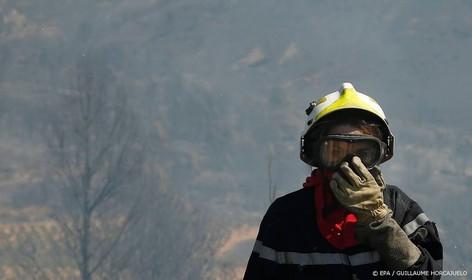 Zeker 2500 toeristen gevlucht voor brand