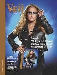 Vrij is hét nieuwe weekendmagazine: lees hem hier gratis!