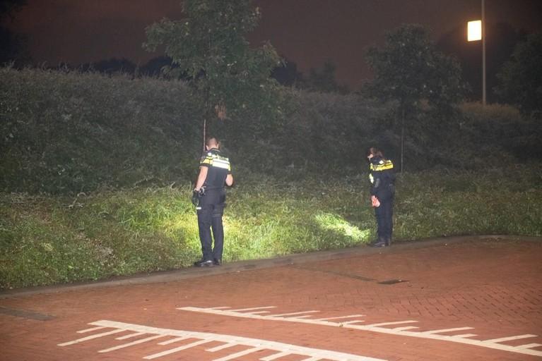 Mishandeling bij ruzie op straat in Alphen aan den Rijn [update]