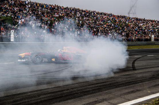 'Formule 1 volgend jaar op Circuit Zandvoort' [audio]