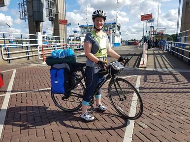 Heen en weer: Honderden kilometers met wind in de rug