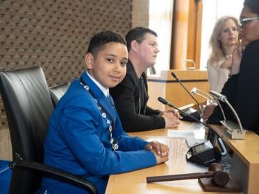 Haarlemmermeers nieuwe kinderburgemeester komt uit Halfweg