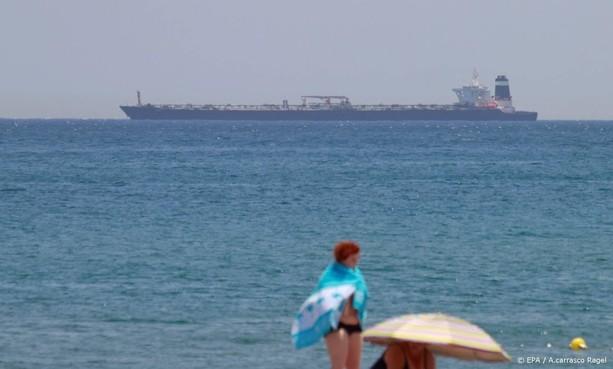 Bemanningsleden Iraanse tanker op borg vrij