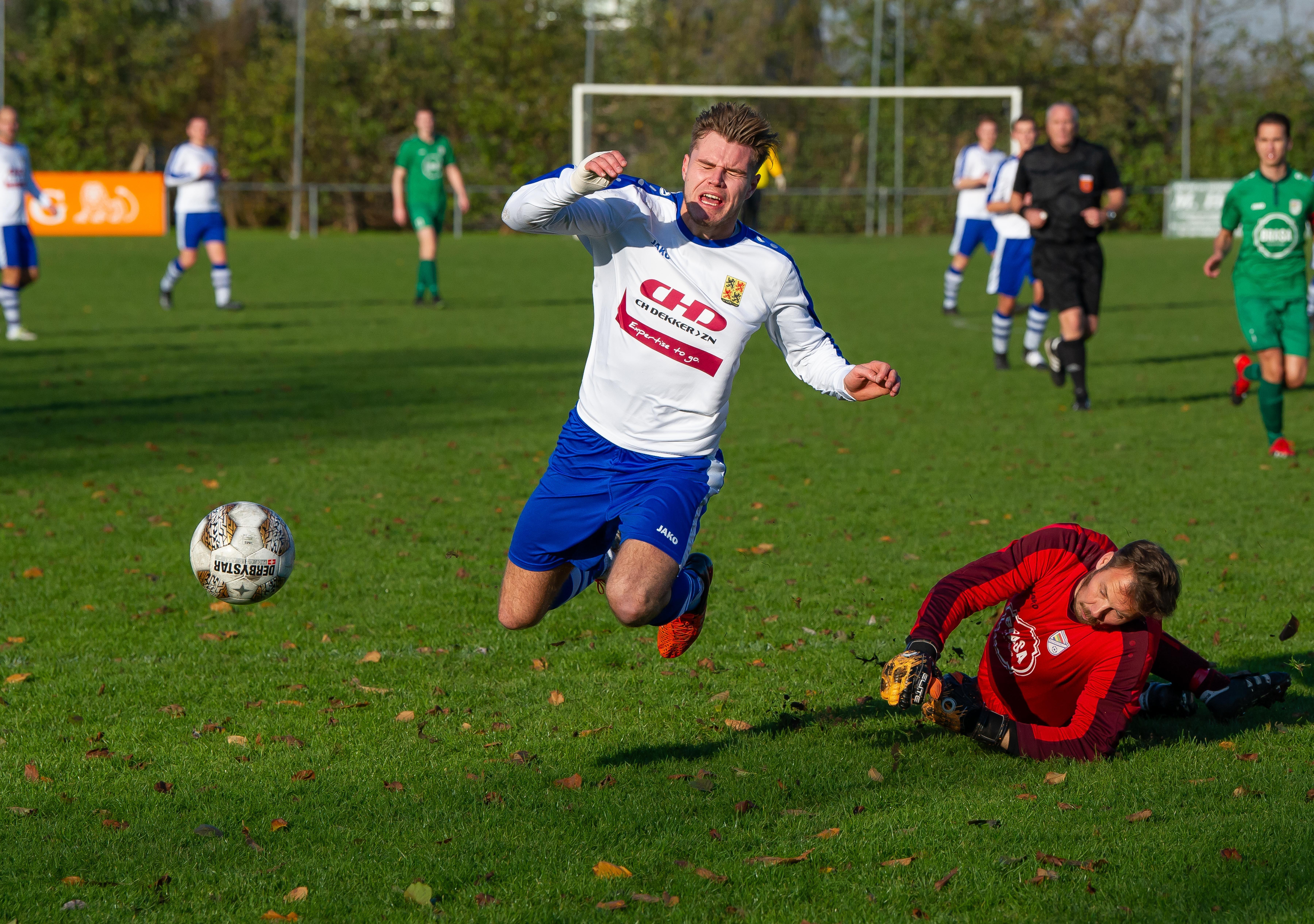 Ilpendam klopt Beemster: 'Lelijke wedstrijden moet je ook winnen' - Noordhollands Dagblad