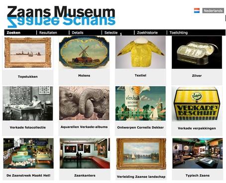 Collectie van Zaans Museum online te zien