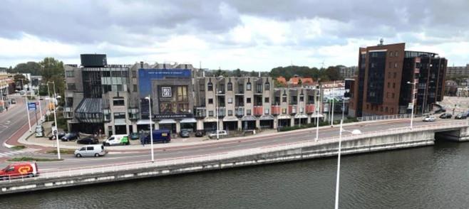 Bouwplan Dockside in Alkmaar breidt uit naar achteren