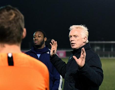 Pascal Hamers treedt als trainer bij Dirkshorn uit de comfortzone