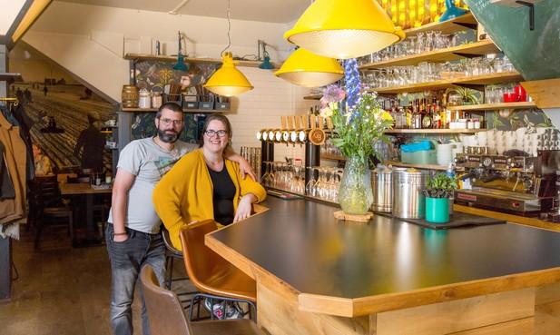 De Voogd in Sassenheim eindigt op 5 in café top 100
