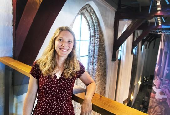 Lise Koning (29) is 'Jonge historicus van het jaar'