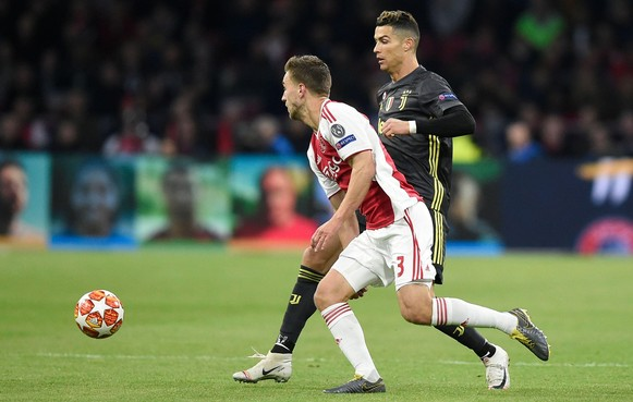 Trotse Joël Veltman is ook een beetje teleurgesteld na de wedstrijd tegen Juventus