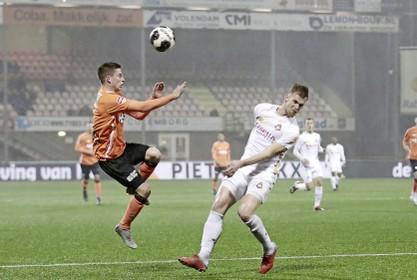 Telstar zonder Van Huizen tegen Jong Ajax