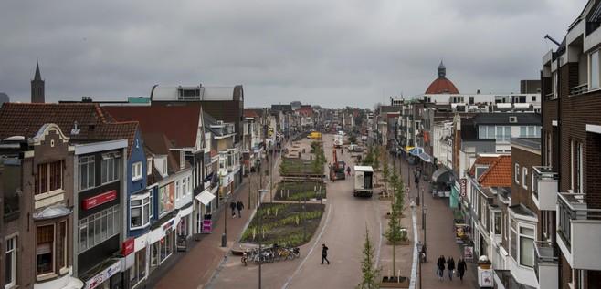 Beverwijk heeft grootste leegstand van Noord-Holland, 'Dat komt met name door Meubelboulevard'