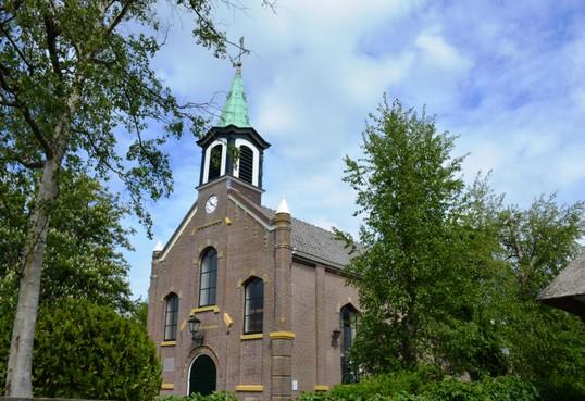 Kerkdiensten Leidse regio