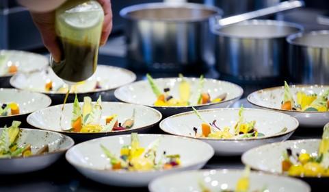 'Horeca is gezond bezig; met veel groenten, minder zout en halve porties'