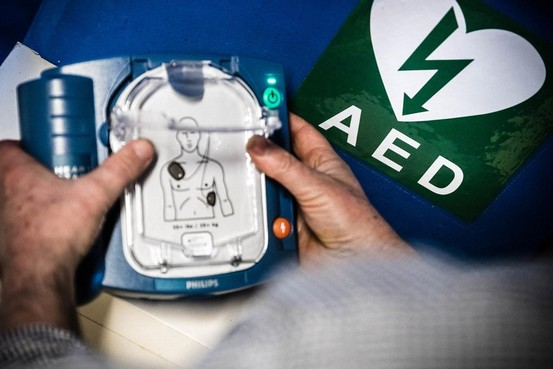 Burger-AED voor Koger wijk