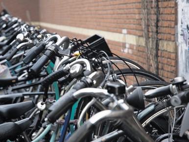 Kruising populair bij fietsers en fietsendieven