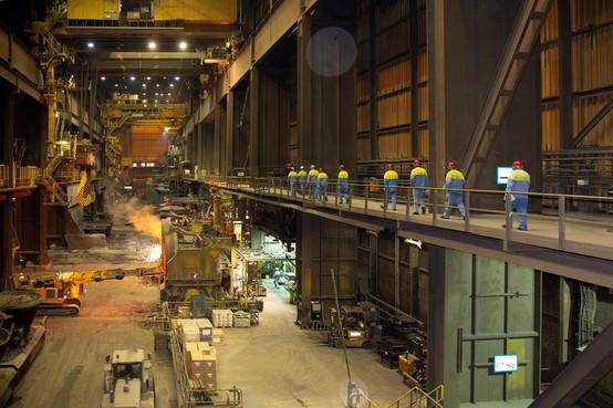 Een journalistieke speeddate met Tata Steel