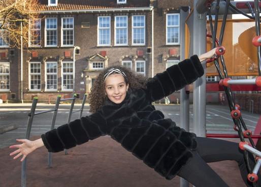 11-jarige Haarlemse voelt BN'ers aan de tand