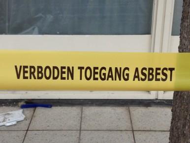 Ambtenarengebouw Koningstein in Haarlem ontruimd na vondst asbest