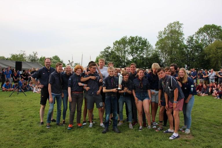 Scouting neemt Kagerplassen over