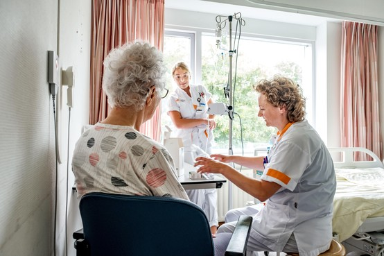 Onrust verpleegkundigen: 'deels misverstand, deels terecht'