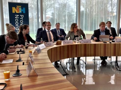 Hans Smits zoekt naar coalitie Noord-Holland met Forum voor Democratie: 'Een man met een grote staat van dienst'