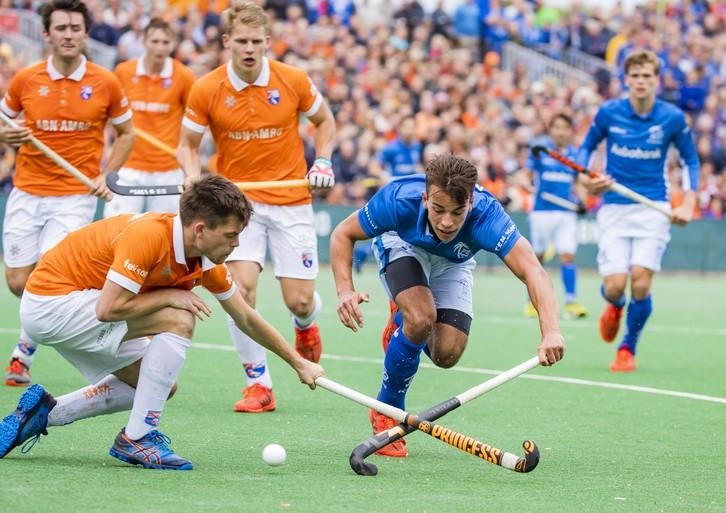 Hockeyers van Bloemendaal veroveren de landstitel