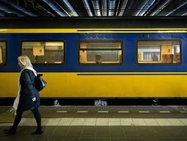 Geen treinen tussen Lammenschans en Alphen door defecte spoorbrug (update)