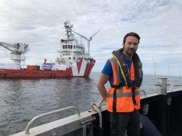 Dode oesters op zeebodem in windmolenpark Luchterduinen: 'Geen paniek, oplossing is in zicht'