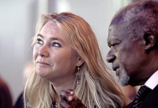 Kofi Annan luidt alarmbel op milieuconferentie Afsluitdijk