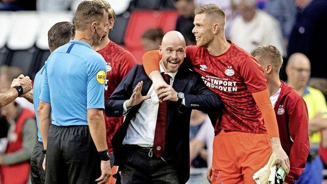 Na tumultueus avontuur bij Engelse 'Netflix-club' wil Volendammer Robbin Ruiter nu de titel winnen met PSV: 'Laat Ajax nou zó veel meer zien dat wij?' [video]