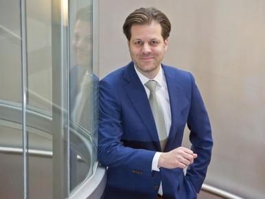 Danny Visser (34) nieuwe directeur Woondiensten Aarwoude