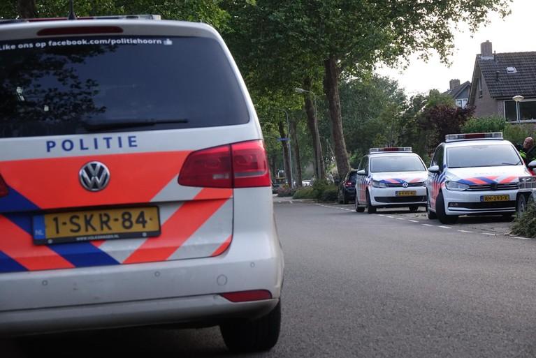 Grootebroeker trekt 'pistool' in Enkhuizen en wordt aangehouden bij zijn woning [update]